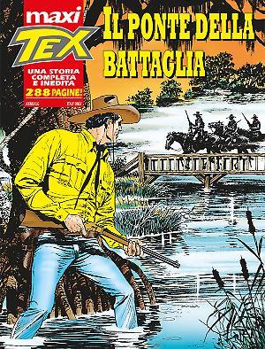 Maxi Tex n° 20 cover