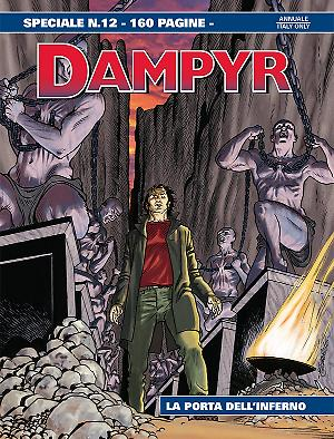 Speciale Dampyr n° 12 cover