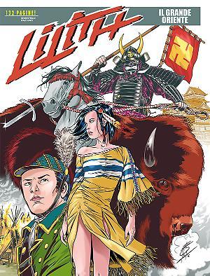 Il grande oriente - Lilith 17 cover