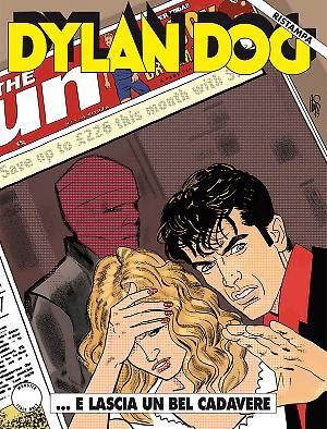 …e lascia un bel cadavere - Dylan Dog Ristampa 329 cover
