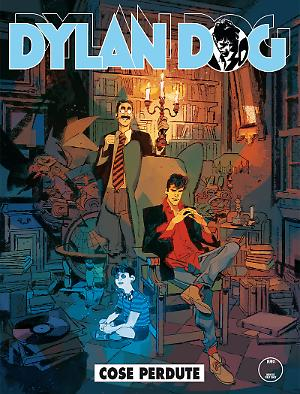 Cose perdute - Dylan Dog 363 cover