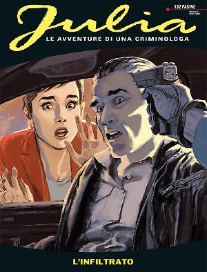 L'infiltrato - Julia 220 cover