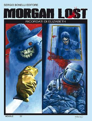 Ricordati di Elizabeth - Morgan Lost 16 cover