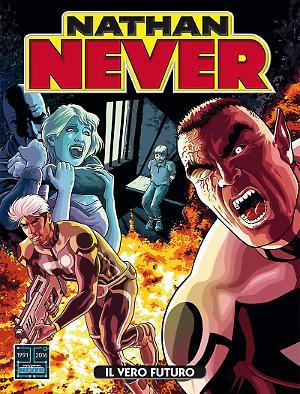 Il vero futuro - Nathan Never 309 cover