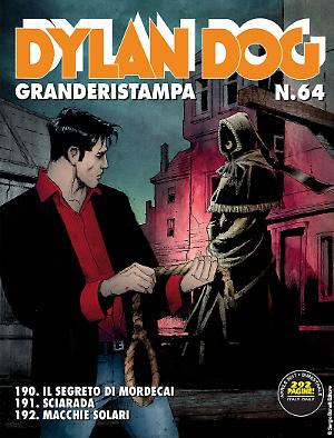 Dylan Dog GrandeRistampa n° 64 cover