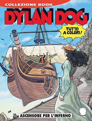Ascensore per l'inferno - Dylan Dog Collezione Book 250 cover