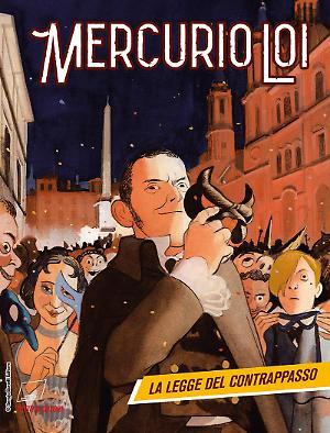 La legge del Contrappasso - Mercurio Loi 02 cover
