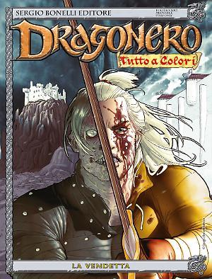 La vendetta - Dragonero 50 cover