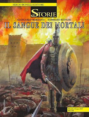 Il sangue dei mortali - Le Storie 58 cover