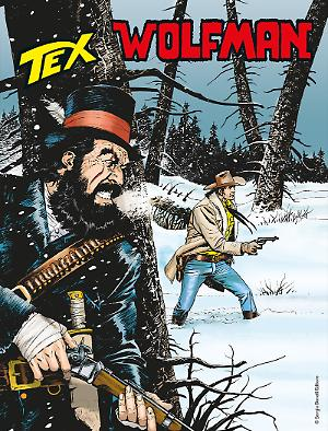 Wolfman - Tex 684 cover