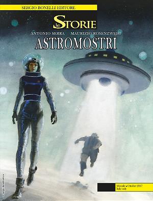 Astromostri - Le Storie 61 cover