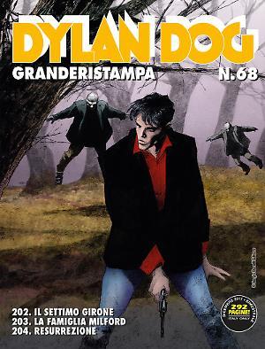 Dylan Dog Granderistampa 68 cover