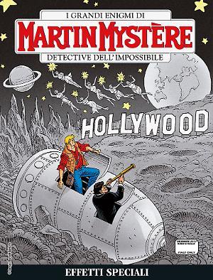 Effetti speciali - Martin Mystère Bimestrale 354 cover