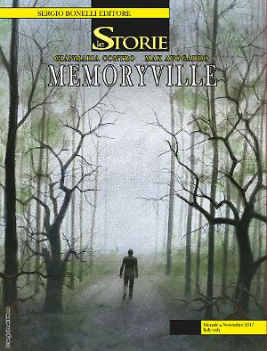 Memoryville - Le Storie 62 cover