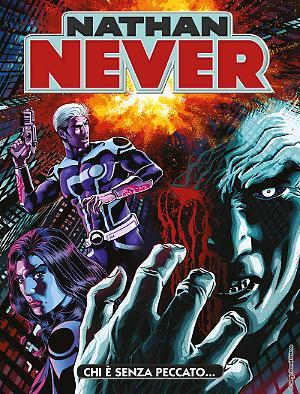 Chi è senza peccato… - Nathan Never 318 cover