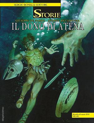 Il dono di Atena - Le Storie 64 cover