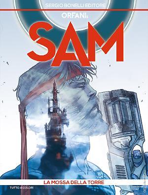 La mossa della torre - Orfani Sam 07 cover