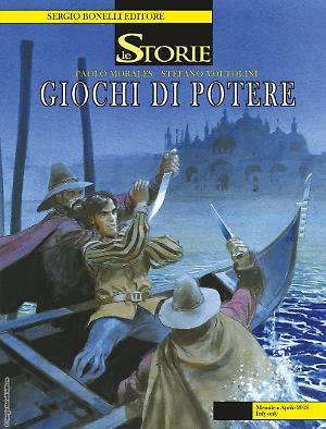 Giochi di potere - Le Storie 67 cover