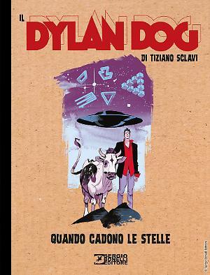 Quando cadono le stelle - Il Dylan Dog di Tiziano Sclavi 13 cover