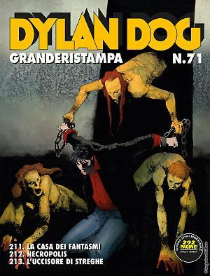 Dylan Dog Granderistampa 71 cover