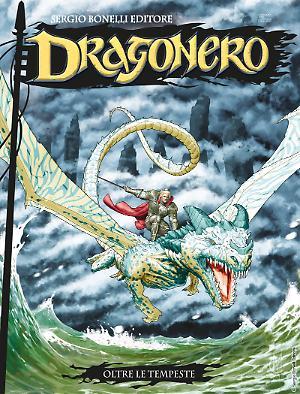 Oltre le tempeste - Dragonero 61 cover