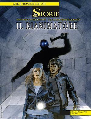 Il rianimatore - Le Storie 69 cover
