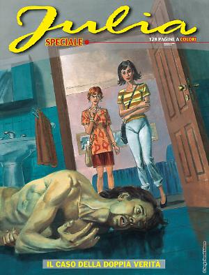 il caso della doppia verità - Speciale Julia 04 cover