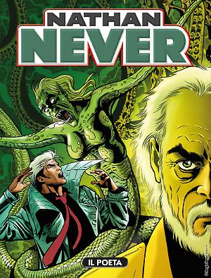 Il poeta - Nathan Never 327 cover