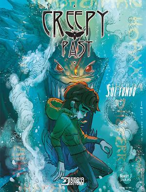 Sul fondo - Creepy Past 03 cover