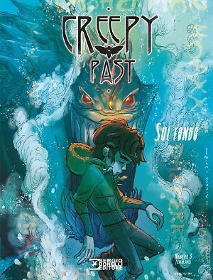 Sul fondo - Creepy Past 03 cover