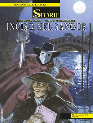 Inciso nel sangue - Le Storie 73 cover