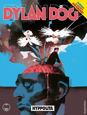 Hyppolita - Dylan Dog 386 cover