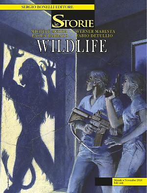 Wildlife - Le Storie 74 cover