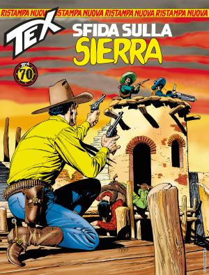 Sfida sulla sierra - Tex Nuova Ristampa 440 cover