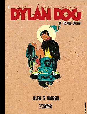 Alfa e Omega - Il Dylan Dog di Tiziano Sclavi 21 cover