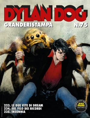 Dylan Dog Granderistampa n°75 cover