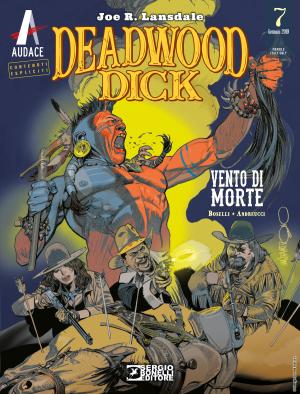 Vento di morte - Deadwood Dick 07 cover