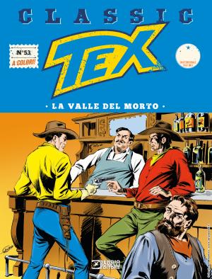 La valle del morto - Tex Classic 53 cover