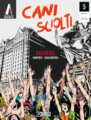 Aquarius - Cani Sciolti 05 cover
