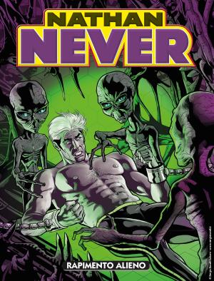Rapimento Alieno - Nathan Never 334 cover