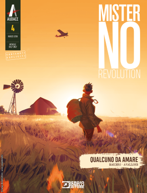 Qualcuno da amare - Mister No Revolution 04 cover