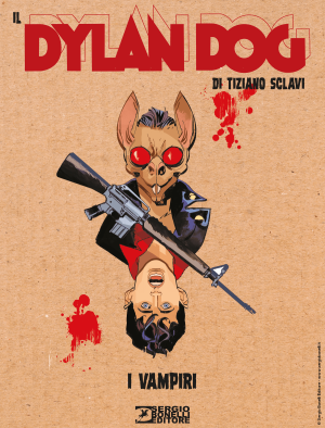 I vampiri - Il Dylan Dog di Tiziano Sclavi 23 cover