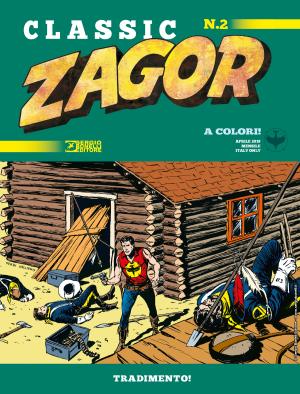 Tradimento! - Zagor Classic 02 cover