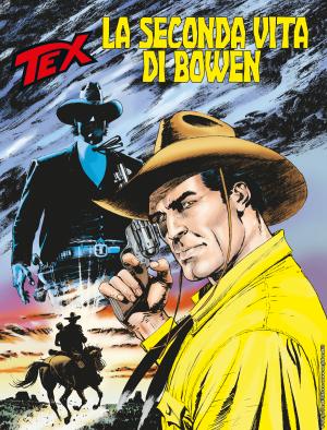 La seconda vita di Bowen - Tex 703 cover