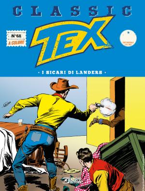 I sicari di Landers - Tex Classic 68 cover