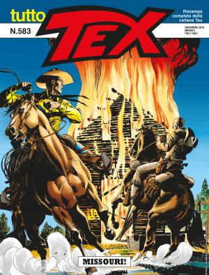 Missouri! - Tutto Tex 583 cover