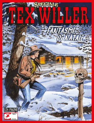 Fantasmi di Natale - Speciale Tex Willer 01 cover