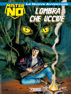 L'ombra che uccide - Mister No Le Nuove Avventure 10 cover