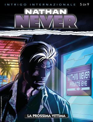 La prossima vittima - Nathan Never 347 cover