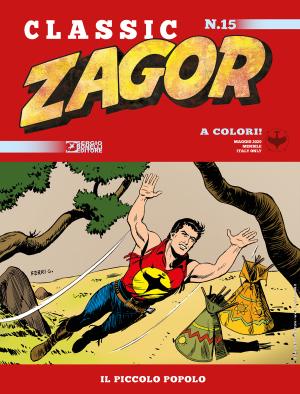 Il piccolo popolo - Zagor Classic 15 cover